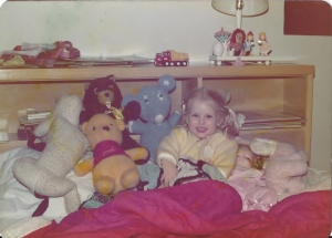 Karrie with Critters